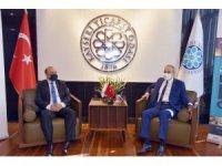 KTO'da, BOYTEKS A.Ş. çalışanlarına Mesleki Yeterlilik Belgeleri Başkan Gülsoy tarafından verildi