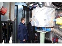 Kilis'te 79 bin ton katı atık bertaraf edildi