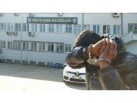 Bursa'da kadınlar gününde kız arkadaşını sokak ortasında darp eden genç adliyeye sevk edildi