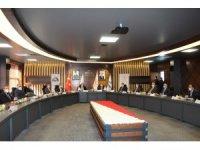 FKA, Mart toplantısı Bingöl'de yapıldı