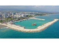 Doğu Akdeniz'in gözde balıkçı barınağının kapasitesi arttırılıyor