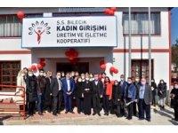 Bilecik Kadın Girişimi Üretim ve İşletme Kooperatifi açıldı