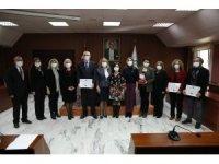 Bu yılki Yöresine Değer Katan Önder Kadın Ödülü OKEP'e