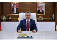 Başkan Çınar'dan Miraç Kandili mesajı