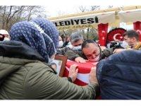 Niğdeli Şehit Uzman Çavuş Erkan Erdem son yolculuğuna uğurlandı