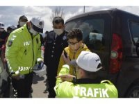 Özel öğrenciler temsili polis oldu