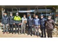 Datça'da Polis Haftası kutlamaları