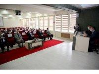 Bayburt'ta İl Koordinasyon Kurulu 2. dönem toplantısı yapıldı