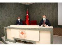 Bayburt'ta yürütülen DSİ çalışmaları masaya yatırıldı