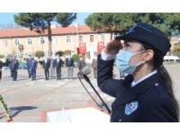 Manisa'da Türk Polis Teşkilatı'nın 176. yaşı kutlandı