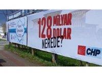 CHP'nin afişine soruşturma