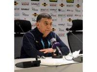 """Mustafa Ati Göksu: """"Biz 3. golü attık, çizgiyi geçti ama hakem görmedi"""""""