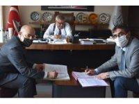 Karacasu'da tapuda kolaylık sağlandı