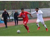 2. Lig: Zonguldak Kömürspor: 1 - Gümüşhanespor: 1