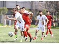 2. Lig Kırmızı Grup'ta şampiyon Eyüpspor