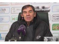 GZT Giresunspor-Ankara Keçiörengücü maçının ardından