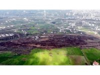 900 yataklı Samsun Şehir Hastanesi inşaatında yoğun çalışma
