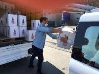 Beyoğlu'nda Sosyal Market'ten Ramazan seferberliği
