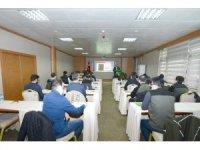 Orman Bölge Müdürlüğünde İHA-1 eğitimi yapıldı