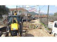 Aydın Büyükşehir Belediyesi tarımsal sulama yatırımlarını sürdürüyor