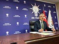 Başkan Çopuroğlu, AK Parti İl Başkanları Toplantısına katıldı