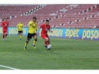 TFF 1. Lig: Balıkesirspor: 1 - İstanbulspor: 2