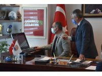 Belediye ile tapu müdürlüğü arasında dijital işbirliği