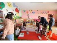 BEÜ Rektörü Elmastaş, mezun olduğu ilkokulu ziyaret etti
