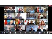 İhtisaslaşan üniversitelerin rektörleri YÖK Başkanı Saraç'ın başkanlığında toplandı