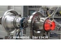 TEI-TJ300 Turbojet motoru rekor kırdı