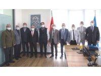 Başkan Işık'tan Encümen Üyelikleri sona eren Meclis Üyelerine Teşekkür Belgesi