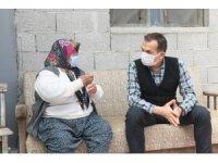 Başkan Özyiğit, kırsal mahallelerde vatandaşların taleplerini dinledi