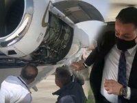 Bekir Pakdemirli'nin uçağı havada arızalandı