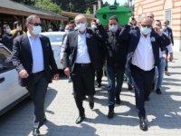 Fatih Terim ve Mehmet Ağar, İlhan Demirdal'ın tabutunu omuzladı