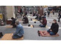 Ramazan ayının ilk Cumasında camiler doldu
