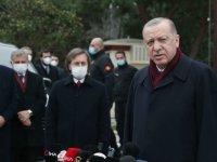 Erdoğan: Haddini bildirdi, daha yumuşak olmazdı