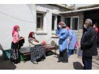 Aşı ikna timleri kapı kapı dolaşıyor