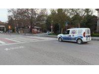 Kırklareli'nde 58 saatlik sokağa çıkma kısıtlaması başladı