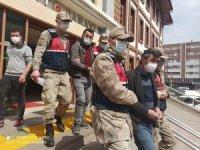 86 bin TL değerinde kablo çalan 2 şahıs tutuklandı