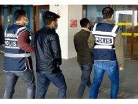 Cezaevinden izinli çıkan sahte savcı ve polis tutuklandı