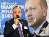 """AK Partili Turan: """"Çiftçilerimizin kredi borçları yapılandırılıyor"""""""