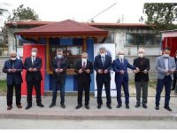 Kütahya'da Halk Ekmek büfesi açıldı