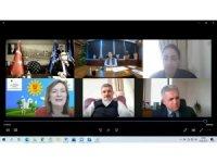 Başkan Ataç sağlık alanındaki çalışmaları anlattı