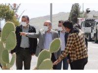 Mardin Valisi Demirtaş kent genelindeki çalışmaları inceledi