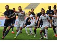 Süper Lig: Gaziantep FK: 0 - Kasımpaşa: 1 (İlk Yarı)