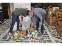 Kızıltepe'de yetim ve öksüz büyüyen esnafın kurduğu dernek 1000 aileye gıda kolisi dağıtacak