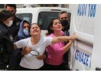 """Antalya'da yürekleri dağlayan feryat:  """"Uyan kardeşim uyan"""""""