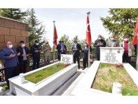 Ahlat'ta Şehitler Haftası programı