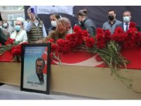 Torbalı Belediye Başkanı İsmail Uygur son yolculuğuna uğurlandı