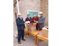Posof'ta 250 kişiye Kur'an-ı Kerim hediye edildi